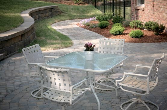 Southern Greenscapes Landscape Design & Construction | Rock Hill, SC | outdoor patio