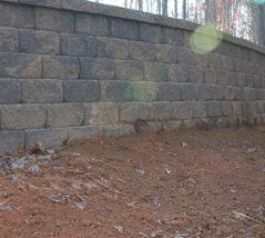 Southern Greenscapes Landscape Design & Construction   Rock Hill, SC   retaining walls