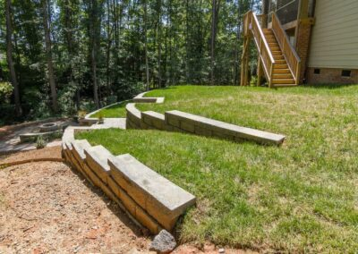 Southern Greenscapes Landscape Design & Construction | Rock Hill, SC | retainign walls