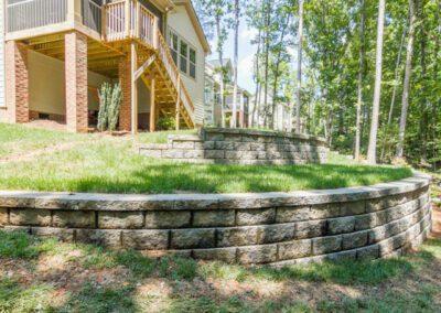Southern Greenscapes Landscape Design & Construction | Rock Hill, SC | retaining walls