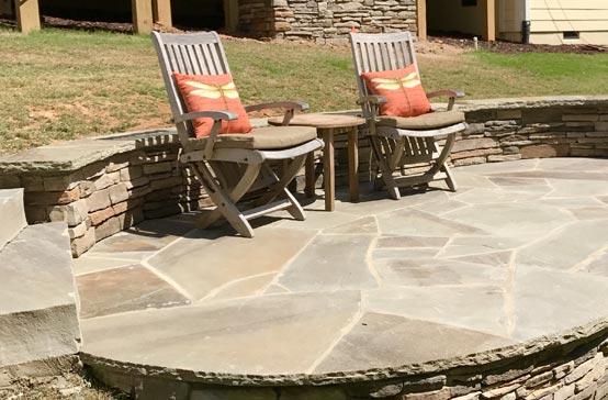 Southern Greenscapes Landscape Design & Construction | Rock Hill, SC | patio
