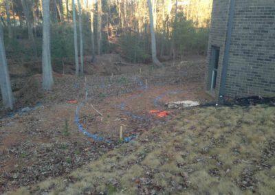 Southern Greenscapes Landscape Design & Construction | Rock Hill, SC | before work